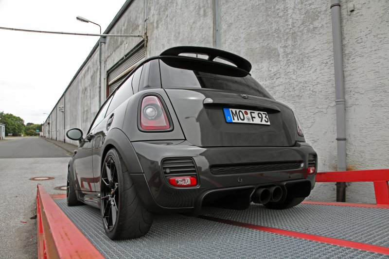 Power Mini Jcw R56 By Ok Chiptuning Ok Chiptuning