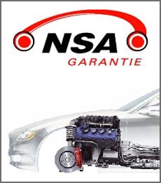 Garantie Leistungen NSA