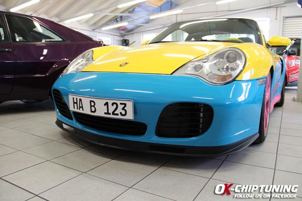 Manta Porsche OK-CHIPTUNING
