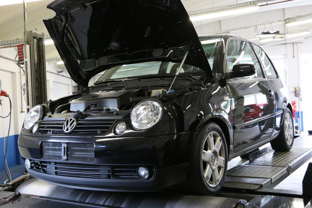 VW Lupo TDI Softwareoptimierung 190PS 420Nm